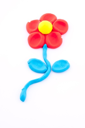flower by plasticises