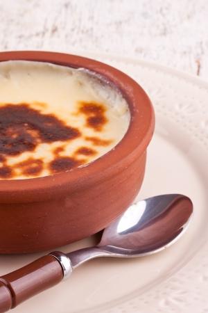 rice pudding Banco de Imagens