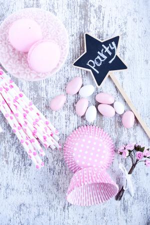 celebration time, party preparation 版權商用圖片