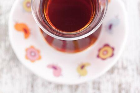 abstract of black tea