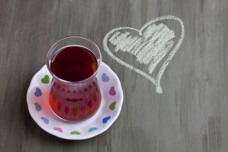 yea: a glass of turkish black yea