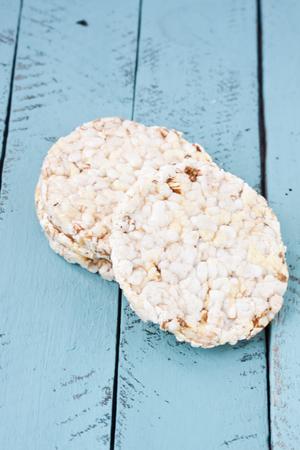 galettes: rice cracker Stock Photo