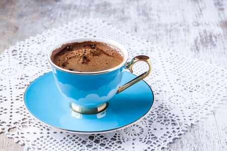 turkish coffee: Turkish coffee Stock Photo