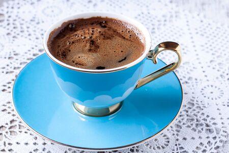 turkish: Turkish coffee Stock Photo