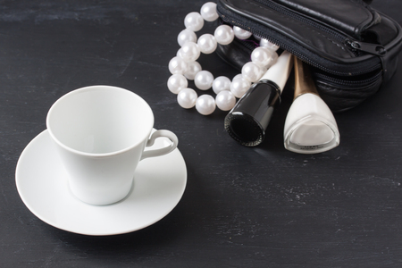 masculine: Turkish coffee cup with masculine style