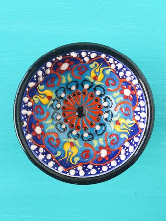 zvýšil: Turkish tradiční miska
