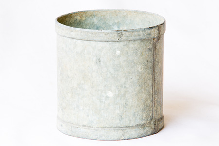 Rice bucket for measurement of the Thailand antiquity.