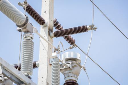 regulating: Leaked curent in the part of electric power system.