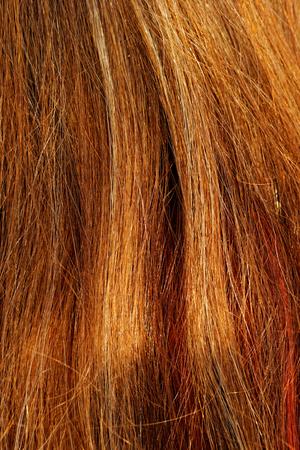 texture capelli: multicolore struttura dei capelli clou