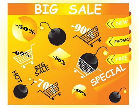 Discount signs