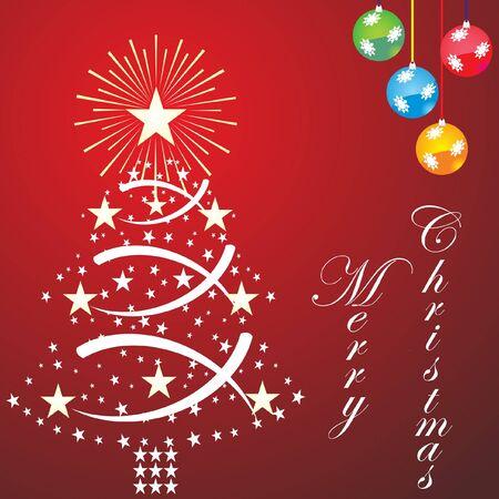 Christmas tree Stock Vector - 11374802