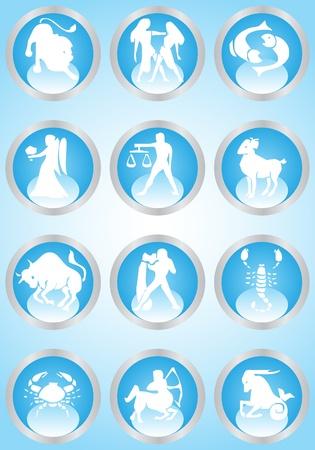 zodiacs icons