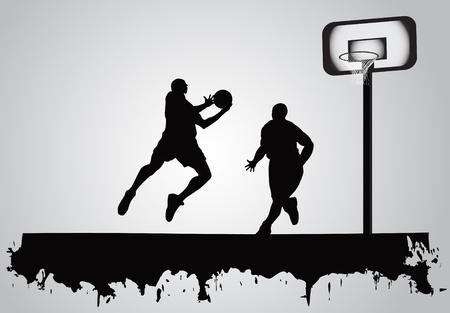 basketball team: basketball players