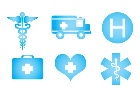 Medical signs  Vector