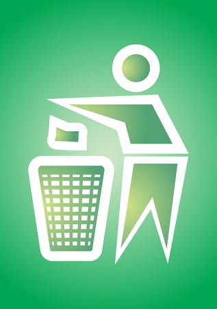 Recycle sign