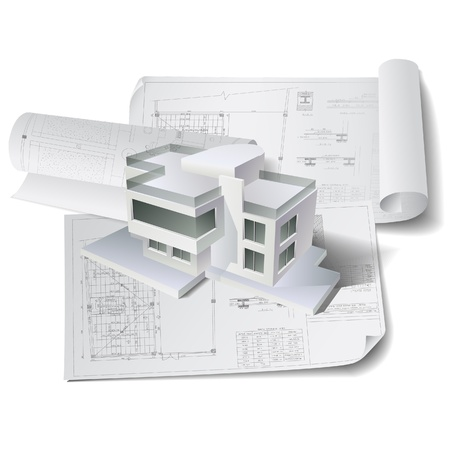 house diagram: Architectural background,Part of architectural project.