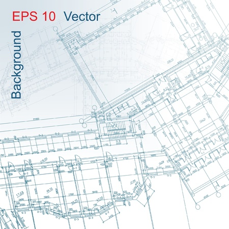 blueprints: Architectural background  Part of architectural project, architectural plan, technical project, drawing technical letters, architect at work, architecture planning on paper, construction plan