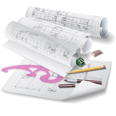 건축가: 건축 배경