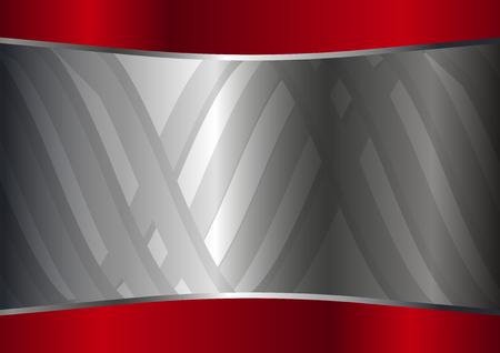 metallic background: Metallic background design.