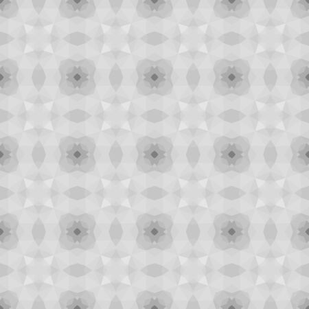 shades of grey: Seamless illustrated pattern in shades of grey Illustration