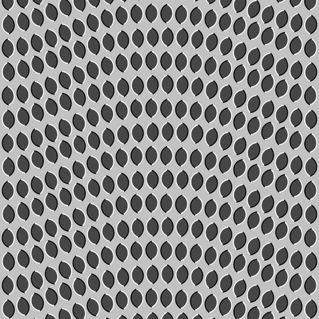 Optical illusion - abstract illustration that appears to be moving