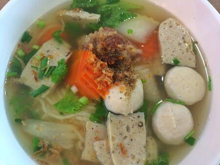 noodles soup: Noodles soup