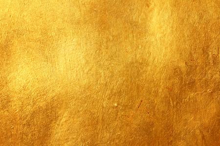 textura: Textura dourada do fundo