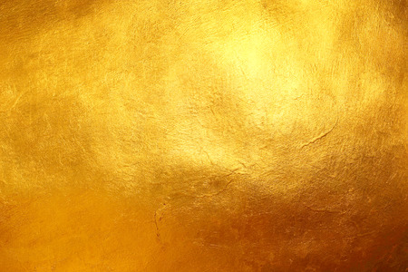 metallic grunge: golden texture background