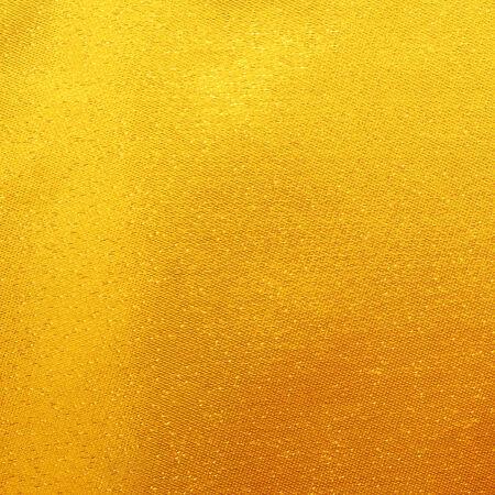 gouden stoffenzijde voor achtergrond Stockfoto