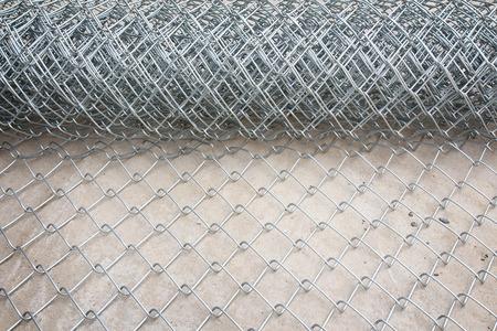 malla metalica: Malla met�lica.