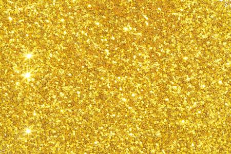 金色のキラキラ背景