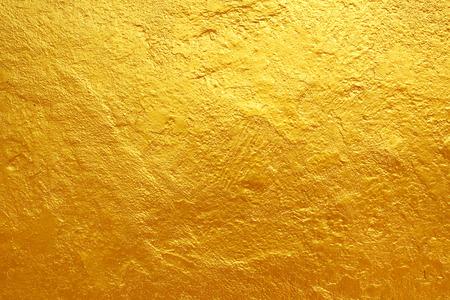 質地: 金色的水泥紋理背景
