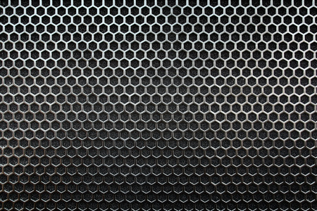 shiny metal: metal mesh Seamless Pattern Stock Photo