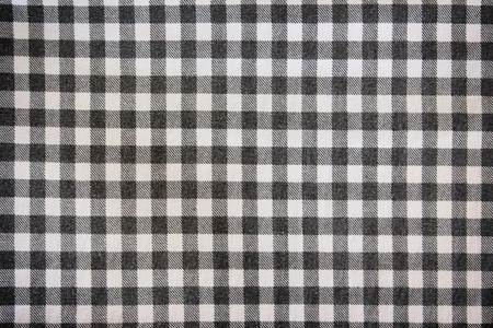 checker: checker textile background Stock Photo