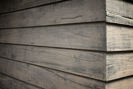 duckboards: Dark wooden texture perspective view