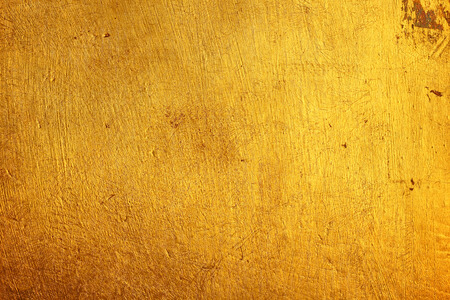 Dark gold ruwe textuur achtergrond Stockfoto