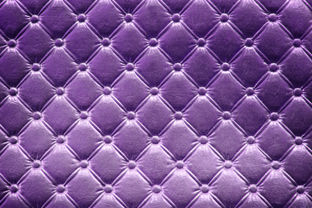 structured: Closeup of purple leather pattern delicate striped  background