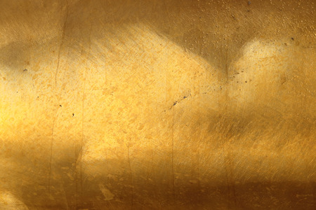 Dark golden brass texture for background Stok Fotoğraf
