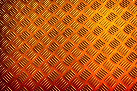 Pattern of the gold surface background