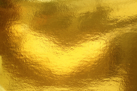Gold background or texture and Gradients shadow Stockfoto