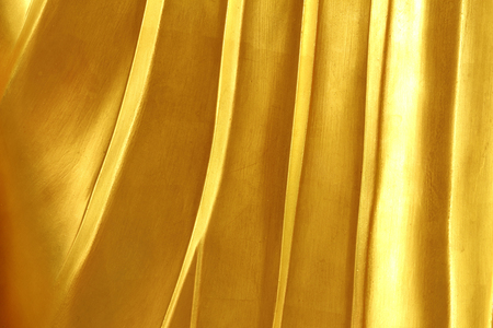 Golden abstract texture for background.