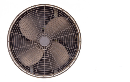 Ventilation fan of air conditioner  版權商用圖片