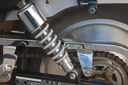 shock absorber: Shock Absorber s motorcycle