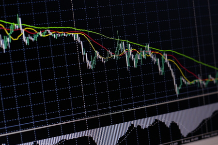 foreign: Foreign exchange market concept