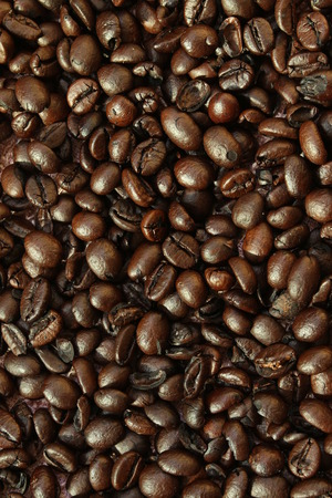 cofe: Coffee beans closeup background