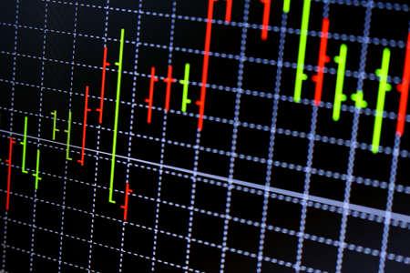 bullish market: finance and stock concept,analysis stock