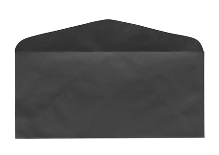 envelope isolated Stock Photo