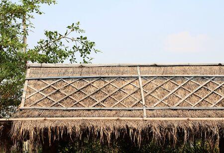 Grass roof pattern