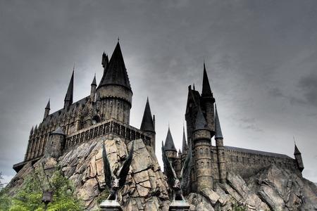 Hogwarts Castle 報道画像