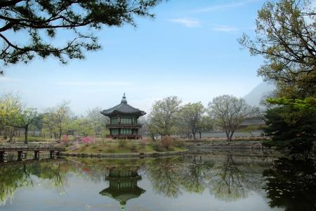gyeongbokgung: Gyeongbokgung palace,South Korea